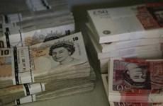 """Brexit có thể khiến đồng bảng Anh rớt xuống mức """"hiếm khi thấy"""""""