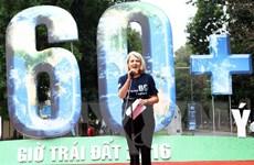 Việt Nam lần thứ 8 tham gia chương trình Giờ Trái Đất