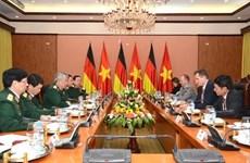 Việt Nam và Đức tăng cường hợp tác về công nghiệp quốc phòng