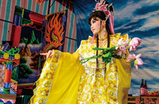 Chuyện về nữ nghệ sỹ người Việt tỏa sáng trên sân khấu Đài Loan