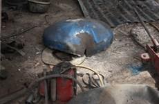 Nổ bình hơi tại cơ sở sản xuất trầm cảnh, 3 người bị bỏng nặng