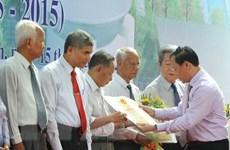 Kỷ niệm 50 năm thành lập Trường Đảng Khu ủy Sài Gòn-Gia Định