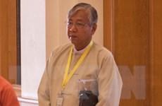 Tổng thống đắc cử Myanmar: Đây là chiến thắng của bà Suu Kyi