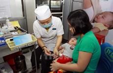 Hà Nội: Nhọc nhằn đăng ký tiêm vắcxin Pentaxim qua mạng