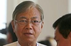 Các nhà lãnh đạo Việt Nam gửi điện mừng Tổng thống Myanmar