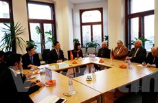 Việt Nam dự Diễn đàn Đối thoại Berlin về chuyển đổi năng lượng