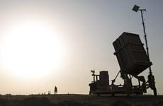 """Israel thử nghiệm hệ thống """"Vòm sắt"""" chuyên tìm diệt hầm ngầm"""