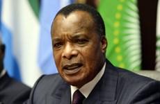 Ông Denis Sassou Nguesso tái đắc cử Tổng thống Cộng hòa Congo