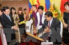 Hà Nội: Thông tin về tình hình Venezuela sau cuộc bầu cử Quốc hội