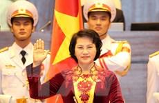 Tiểu sử tân Chủ tịch Quốc hội khóa XIII Nguyễn Thị Kim Ngân