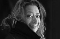 Zaha Hadid - nữ kiến trúc sư đầu tiên đoạt giải Pritzker qua đời
