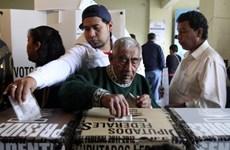 Các chính đảng khởi động chiến dịch tranh cử tại 12 bang ở Mexico