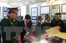Bạc Liêu trưng bày tư liệu về Hoàng Sa, Trường Sa của Việt Nam