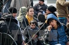 EC đề xuất phương án cải cách hệ thống tiếp nhận người tị nạn