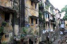 """Cải tạo, xây lại chung cư cũ ở Hà Nội: Tháo dần những """"nút thắt"""""""