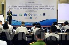 Lên phương án xây hồ lớn trữ nước khi sông Sài Gòn bị xâm nhập mặn