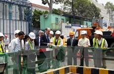 Thành phố Hồ Chí Minh và Anh hợp tác về đầu tư, thương mại