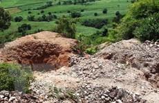 Xác định danh tính nạn nhân trong vụ ngạt khí khi đào vàng