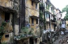 Giải pháp cải tạo chung cư cũ: Gỡ vướng từ mâu thuẫn quyền lợi