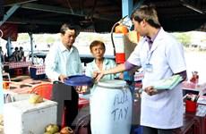 Kiểm tra công tác phòng dịch bệnh do virus Zika tại Bình Thuận