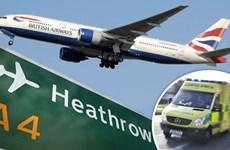 Anh: Máy bay chở khách đâm phải một máy bay không người lái