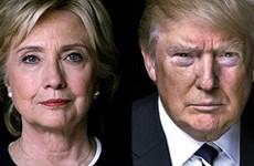 Bà Hillary Clinton và ông Donald Trump tự tin vào chiến thắng