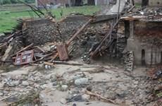 Mưa đá tại miền Nam Trung Quốc khiến 30 người thương vong