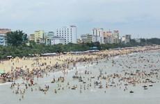 Thanh Hóa tưng bừng khai mạc Lễ hội du lịch biển Sầm Sơn 2016
