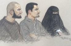 Hai người Anh bị cáo buộc tài trợ cho nghi phạm đánh bom Paris