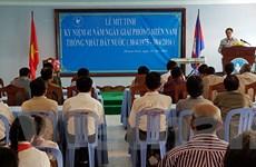 Người Việt tại Campuchia kỷ niệm ngày giải phóng miền Nam
