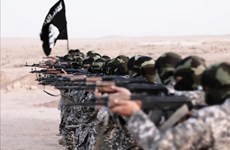 Lực lượng an ninh Algeria bắt giữ 2 thủ lĩnh nhóm khủng bố IS