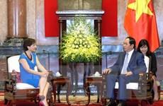 Chủ tịch nước: Cần nhân rộng mô hình hợp tác kinh tế Việt Nam-Italy