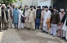 Kinh hoàng thiếu nữ 16 tuổi bị bóp cổ, thiêu sống tại Pakistan