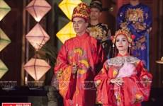 Tái hiện đám cưới của công chúa ở hoàng cung triều Nguyễn