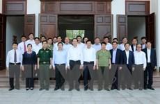Chủ tịch nước: Điện Biên cần chú trọng phát triển du lịch lịch sử