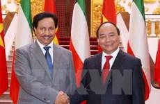Thủ tướng Kuwait kết thúc tốt đẹp chuyến thăm chính thức Việt Nam