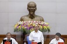 Toàn văn nghị quyết phiên họp Chính phủ thường kỳ tháng Tư