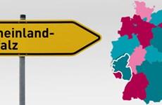 """Liên minh """"đèn đường"""" cầm quyền tại bang Rheinland-Pfalz của Đức"""