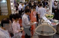 150 doanh nghiệp phụ gia thực phẩm tìm đối tác ở triển lãm SECC