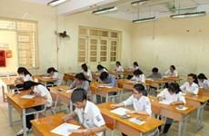 Gần 75.500 học sinh Hà Nội đăng ký dự thi lớp 10 không chuyên