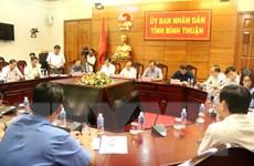 Vụ cháy xe ở Bình Thuận: Xác định ADN người tử vong trong ngày 23/5
