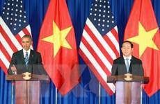 Truyền thông Singapore và Đức đưa đậm về chuyến thăm của ông Obama