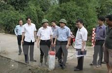 Tìm thấy thi thể nạn nhân bị lũ cuốn mất tích ở Thái Nguyên