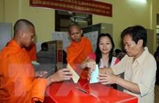 Công bố danh sách trúng cử đại biểu Hội đồng Nhân dân tỉnh Sóc Trăng