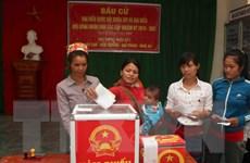 Công bố kết quả bầu cử đại biểu Hội đồng Nhân dân tỉnh Nghệ An