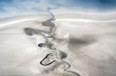 [Photo] Những bức ảnh tuyệt đẹp nhìn từ... độ cao 12.000m