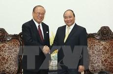 Biểu tượng hợp tác mang ý nghĩa chiến lược giữa Việt Nam-Nhật Bản
