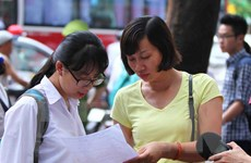 Gần 69.000 học sinh TP.HCM bắt đầu kỳ thi tuyển sinh lớp 10