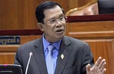 Thủ tướng Campuchia tuyên bố sẽ không đàm phán với đảng đối lập