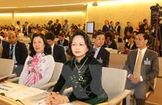 Việt Nam tham dự khóa họp 32 Hội đồng Nhân quyền Liên hợp quốc